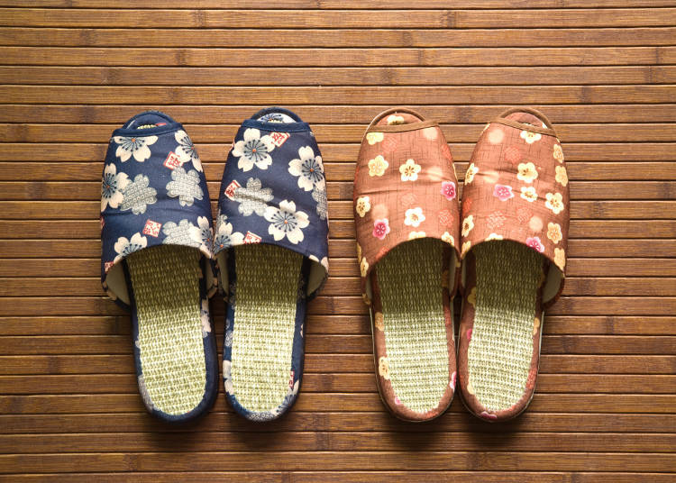 5 – Take Off Your Shoes