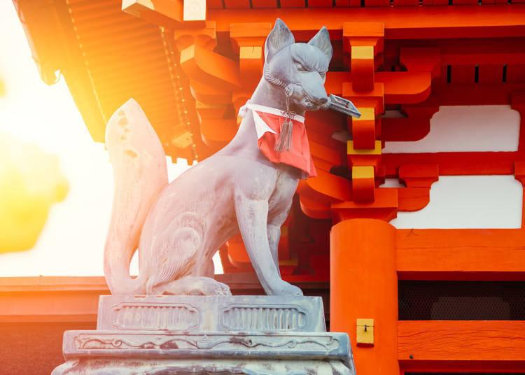 Myōbu, the Celestial Guardian