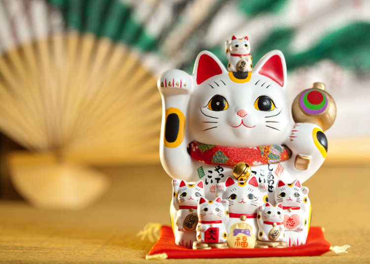 Maneki Neko: The Lucky Cats of Japan