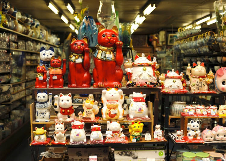 Maneki Neko - From Japan to Across the World