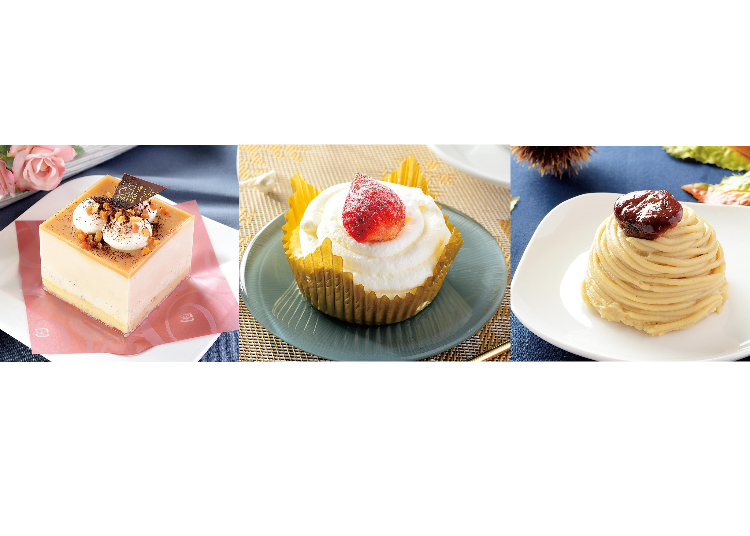 Taste the Tiny Version before Your Get the Big One: the Limited Mini Christmas Cakes!
