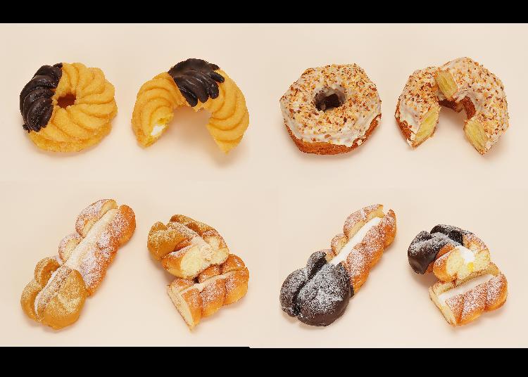Donut Reborn: Doughy Deliciousness at FamilyMart!