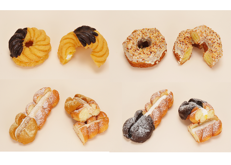 Donut Reborn: Doughy Deliciousness at FamilyMart!
