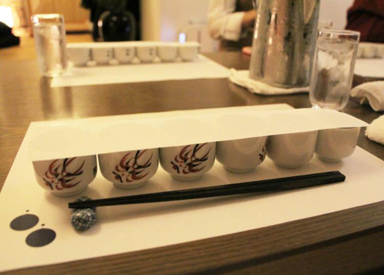 Ready, Set, Go – The Dashi Tasting!