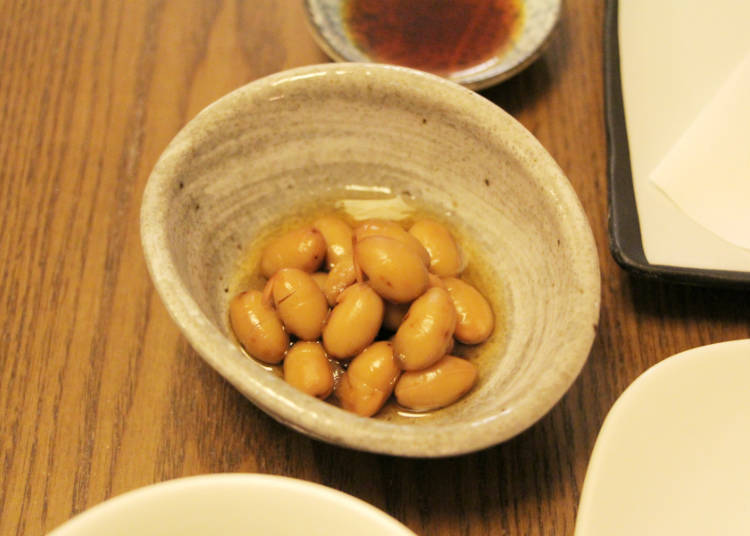 Six Dishes, Made with Six Kinds of Dashi!