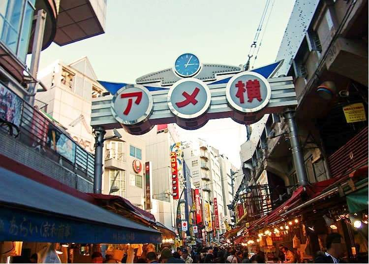 Tokyo Ueno|Ueno Station Area Map & Sightseeing Information