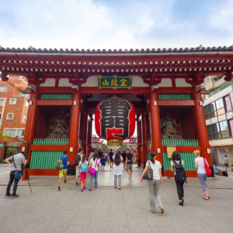 Tokyo, Asakusa | Informasi Wisata dan Peta Daerah Sekitar Stasiun Asakusa
