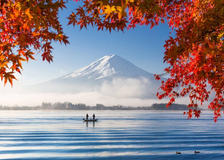 """Bunga Sakura di Musim Semi, Festival di Musim Panas, Daun Maple di Musim Gugur, Salju di Musim Dingin"""