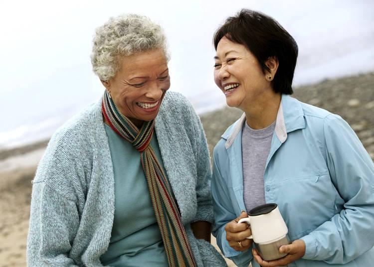 彼女は優しい!彼は素敵!他の人を日本語で表してみよう!