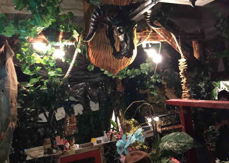 ジャングルへようこそ~アウルの森のシステムとルール~