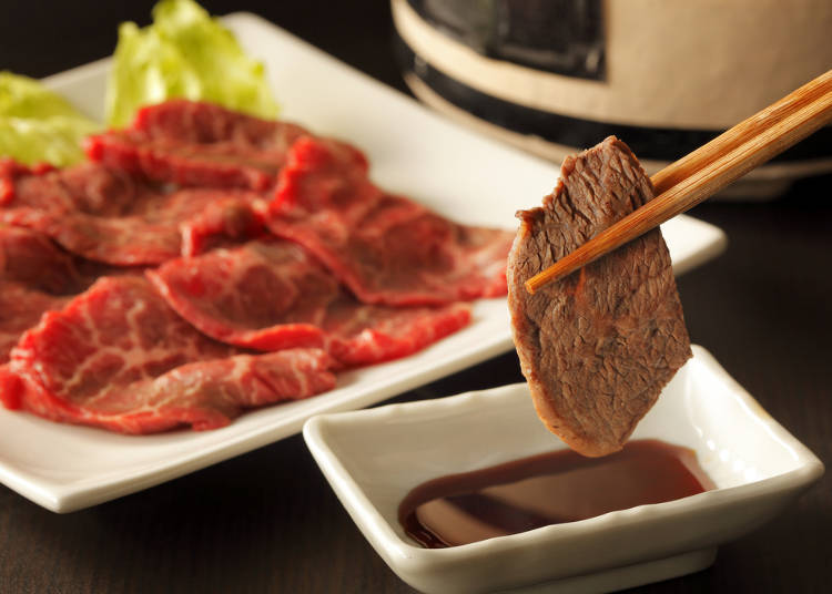 Japanese Barbecue Sauce, Also Enjoyed in Korea