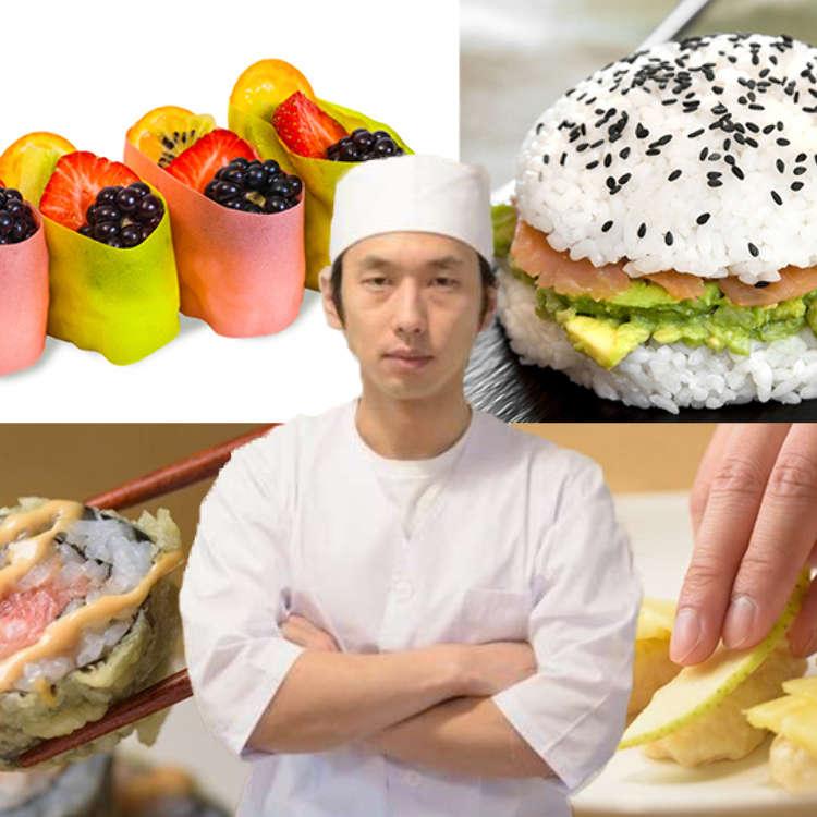 【仰天】海外で独自に進化した寿司は想像以上においしかった