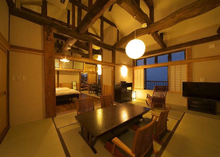 尽情享受温泉之城·热海古民宅餐厅&旅馆中的复古风情