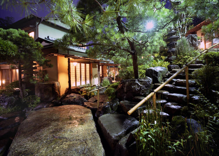 Atami Sekitei: the Beauty of Japanese Architecture