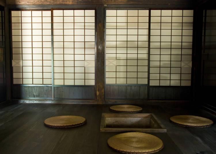 昔懐かしい日本の暮らしを追体験できる古民家ホテル
