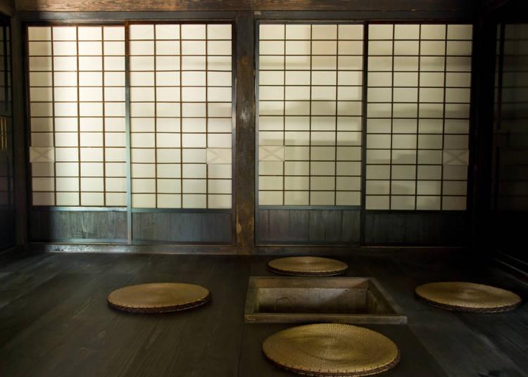 โรงแรมบ้านโบราณที่คุณจะได้สัมผัสประสบการณ์การใช้ชีวิตแบบญี่ปุ่นในอดีต