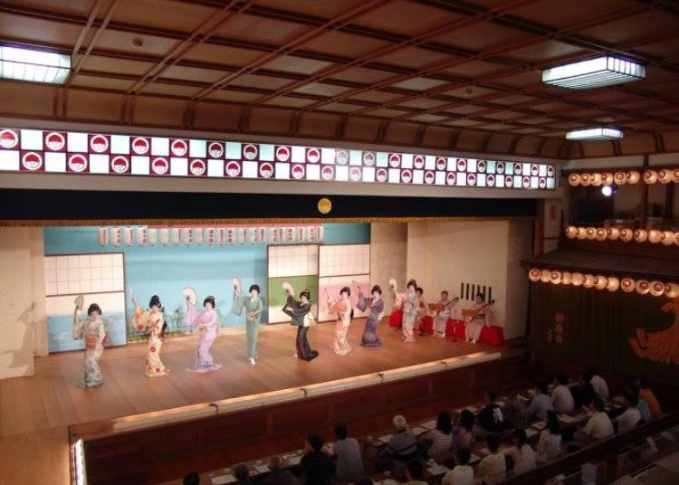 Atami Geigi Kenban: Watching the Dazzling Dance of Geisha