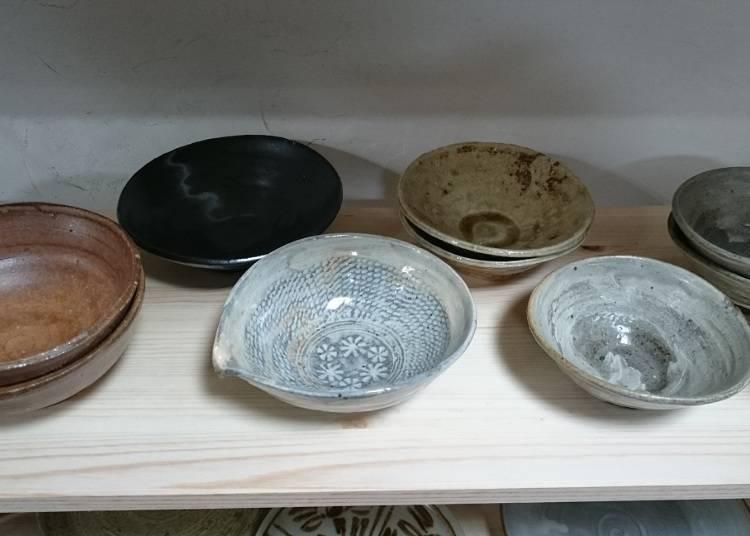 Chawanya Komiku: Artistic Tea Bowls