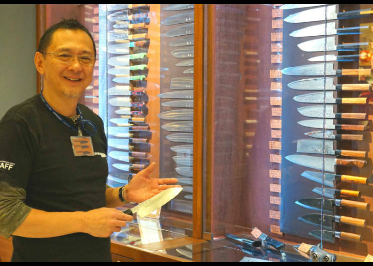 Experience the Sharpness of Tower Knives Tokyo
