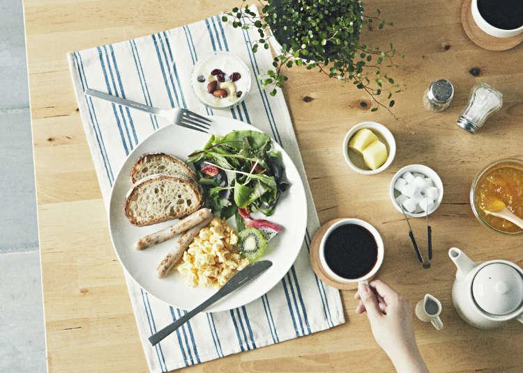 日本主妇传授超人气厨房小物&烹饪用具♪把家打造成咖啡厅吧!