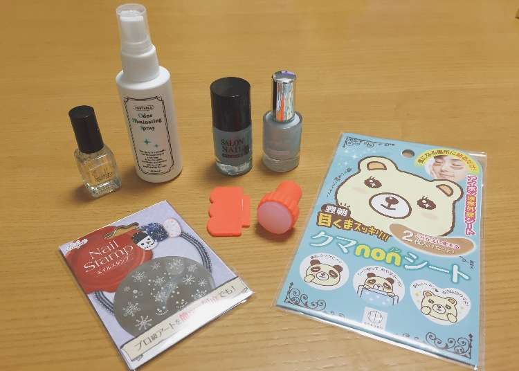 Tips from Japanese Working Women: a Fancy Daily Routine with Can★Do 100 Yen Shop Beauty Goods