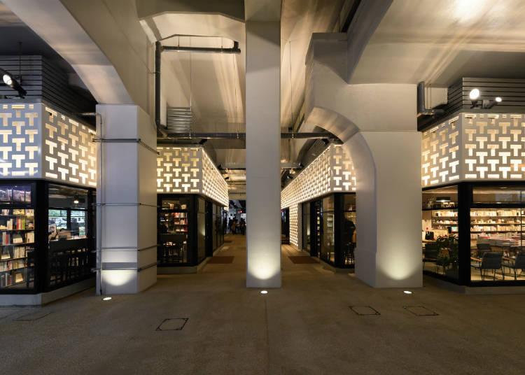 [Shopping] Nakameguro Kokashita - A New Style Shopping Street in an Underpass