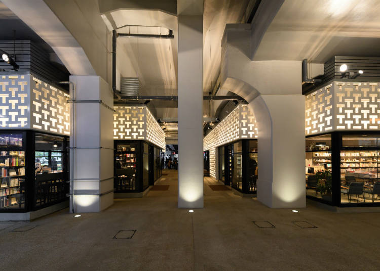 [Shopping] Nakameguro Kokashita - A New Style Shopping Street in an Underpass