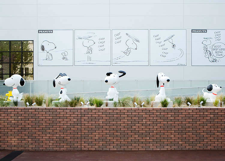 [Visiting] Snoopy Museum Tokyo - A Must-See for Peanuts Fans!