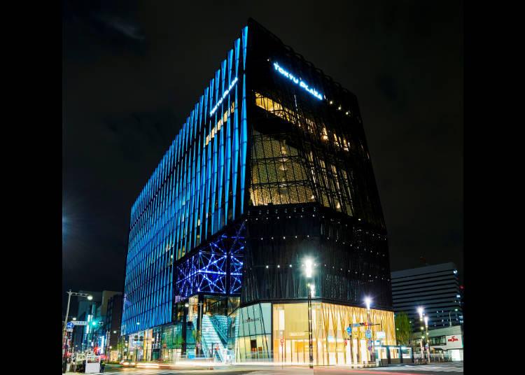 [쇼핑] 다채로운 상점들이 모여 있는 대형 상업시설