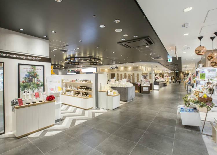 [쇼핑] 역 구내에서 선물 쇼핑! 도쿄역의 새로운 명소