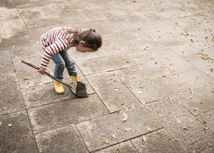 大掃除の正しい意味と由来は