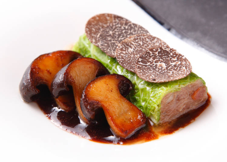 The Dish of the Year 2014: Wild Game Cuisine