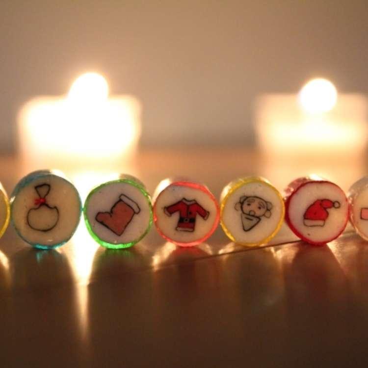 일본에서 가장 재미있는 과자가게의 크리스마스 캔디