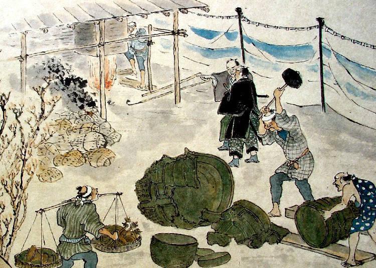 Abolishing Buddhism in Japan