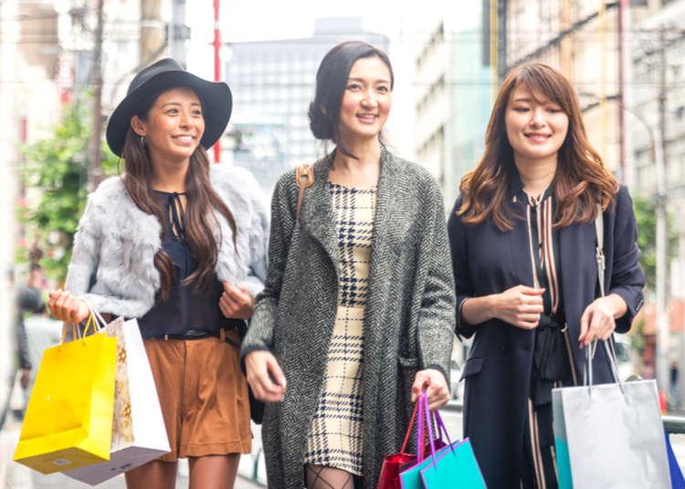 Fukubukuro – Japan's Lucky New Year Shopping Bags