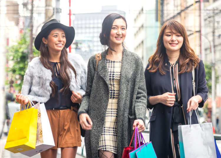 Tokyo Shopping: All About Fukubukuro - Japan's Lucky New Year Shopping Bags!