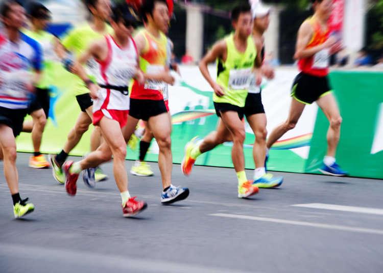 Hakone Ekiden 2019: Japan's Incredible 218km New Year's Race!