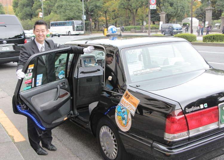 Cara Menggunakan Taksi Wisata