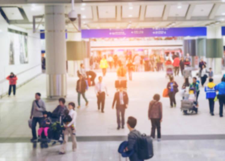 Cara Menggunakan Taksi Wisata #2: Pada Hari Kedatangan atau Saat Akan Pulang