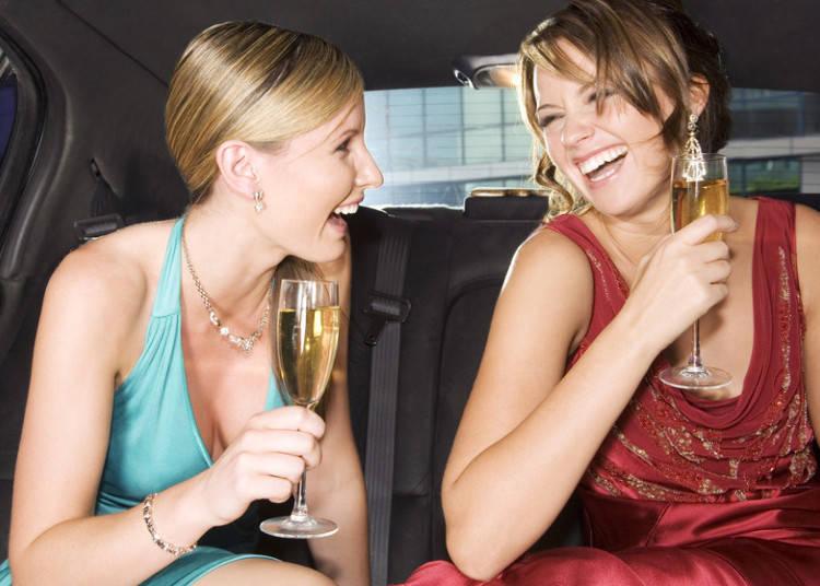 Cara Menggunakan Taksi Wisata #3: Pesta!?