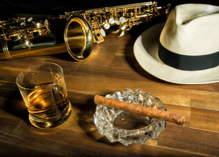 Jazz Bars in Roppongi