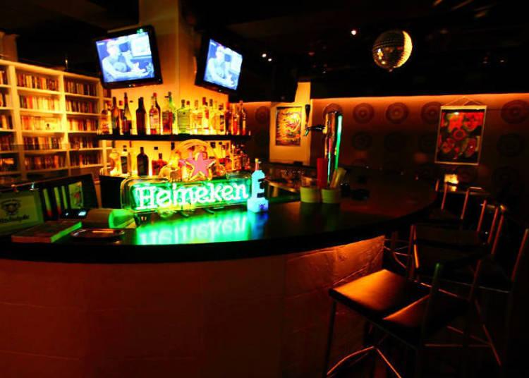 Hard Rock at Music Bar Rockaholic