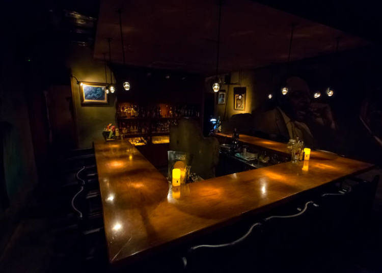 Pres Jazz Bar – A Must-Visit when in Shibuya