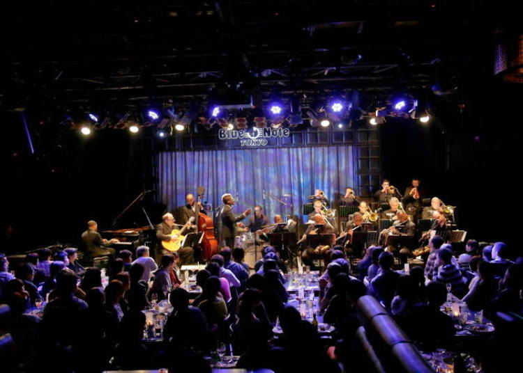 When it comes to Jazz, there is none other like Blue Note Tokyo