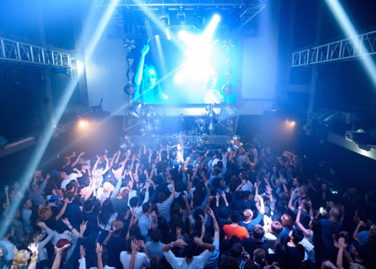A Guide To Tokyo Nightclubs Live Japan Japanese Travel