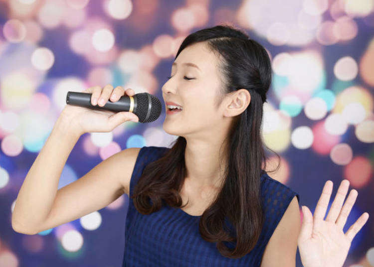 Where to try Karaoke in Tokyo