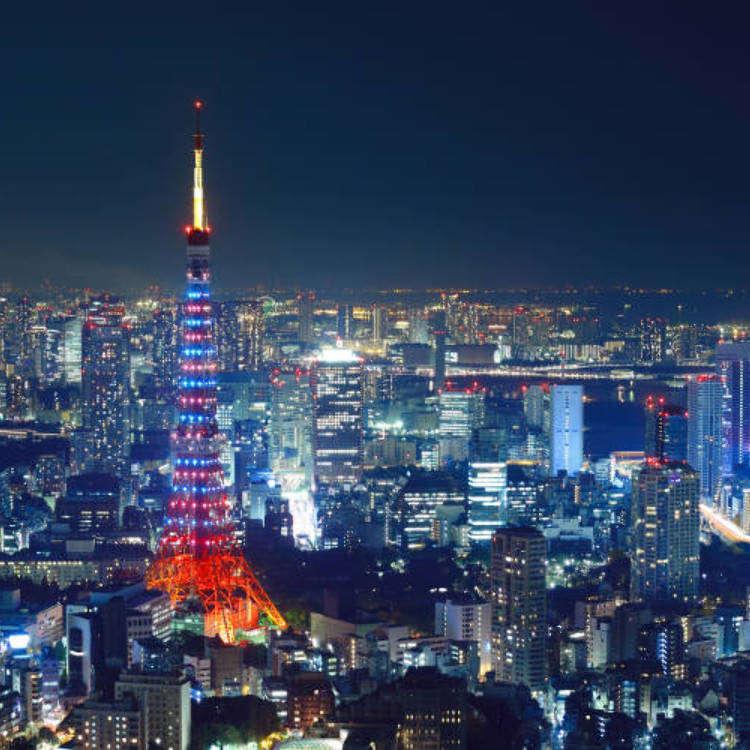 Kehidupan Malam di Tokyo