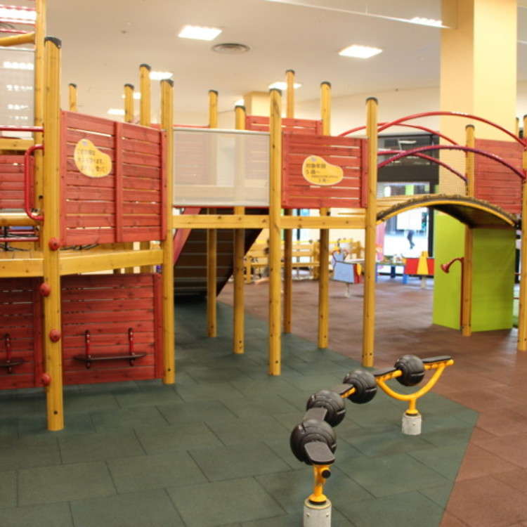 Aneby Trimpark: Odaiba's Fun and Educational Indoor Kids Park