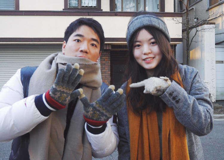 観光前にチェック!冬の東京の気候に合わせた服装と持ち物