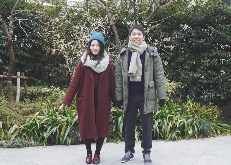 東京観光ならこの服装で!